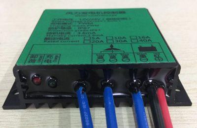 Mppt controller wiring