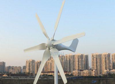 800w wind turbine